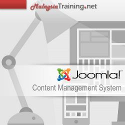 Joomla Content Management Training Course