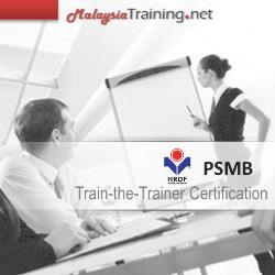 PSMB Train-the-Trainer Certification Training Course
